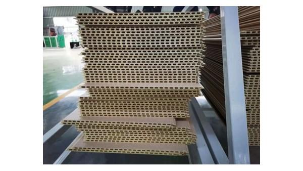 河北某发泡墙板厂使用佳百特产钙锌稳定剂及发泡剂