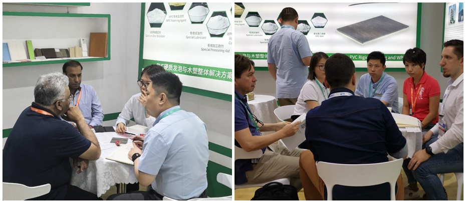 佳百特参加2019年广州国际橡塑展