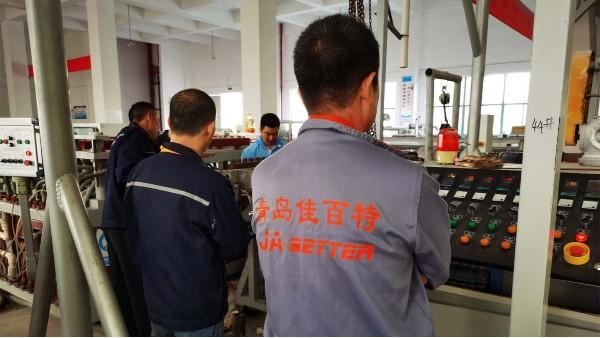 山东招远地区建筑模板客户使用加工助剂P-107、钙锌稳定剂等