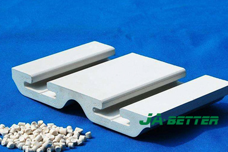 PVC白色型材