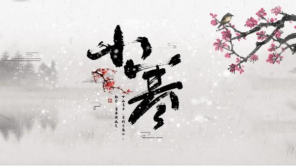 青岛佳百特|天寒雪飘,惟愿君安!